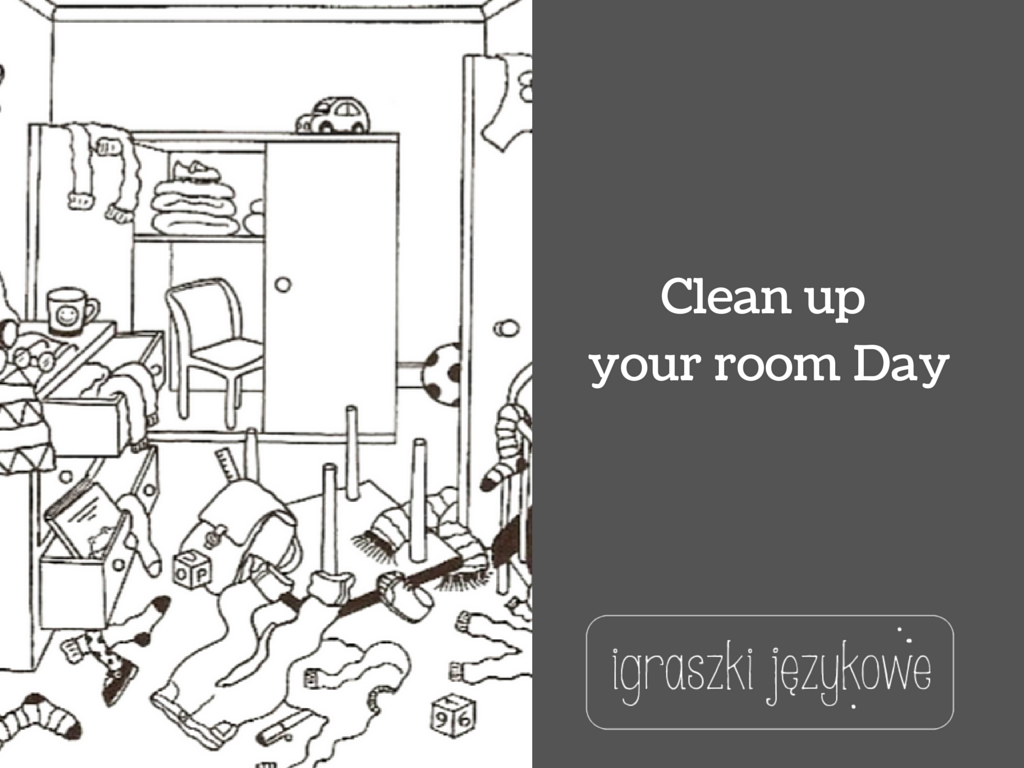 Clean Up Your Room Day